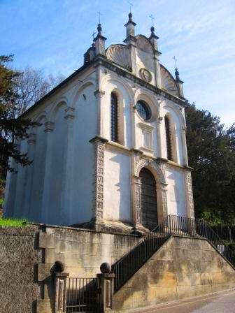 Apertura chiesetta Revese