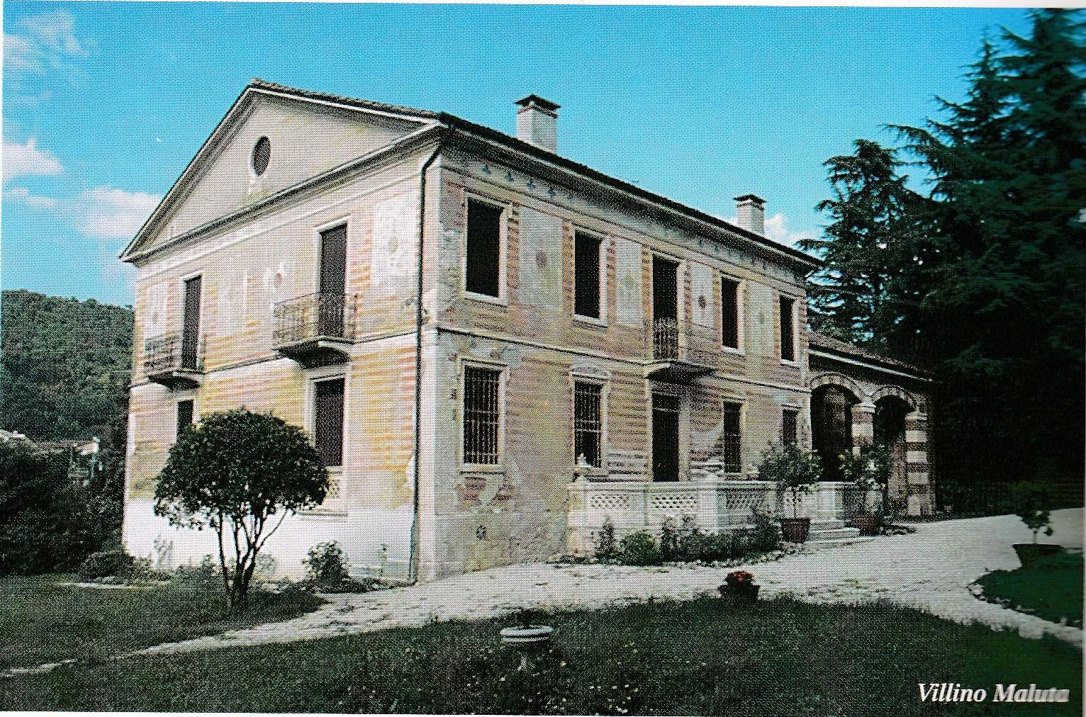 Villa maluta Brendola