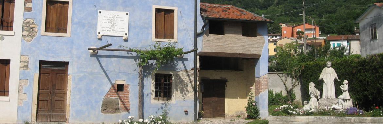 Passeggiata Casa Natale Santa Bertilla e Via dei Carri