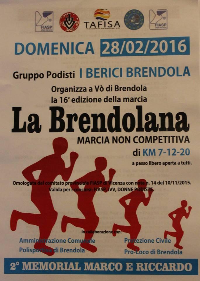 marcia La Brendolana