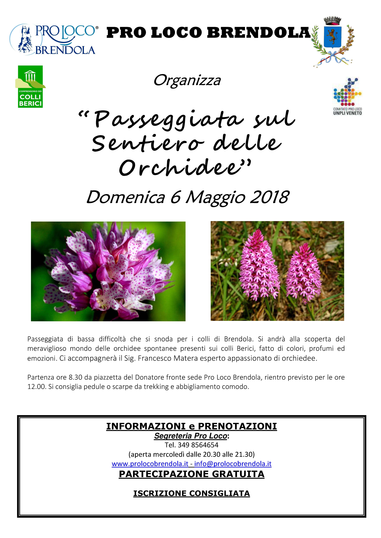 2018.05.06, Passeggiata delle Orchidee