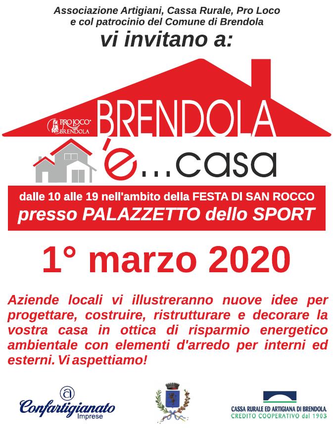 Brendola è Casa - 1 Marzo 2020