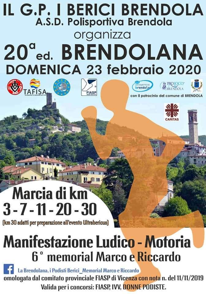 La Brendolana 23 Febbraio 2020